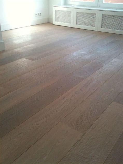 echte houten vloer de houten vloer geeft het een echte strandachtige