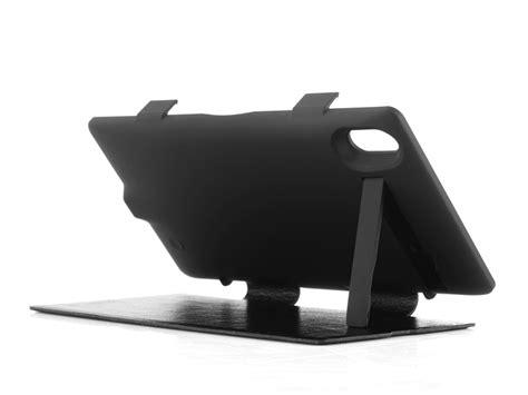 Kalaideng Mini 12 Black Flipcover Book Cover Black external battery for sony l39h xperia z1 flip cover 3200mah black twx a319 us 20 41