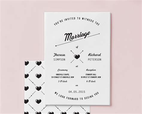 Wedding Invitations To Print Out by Diy Print Out Edit Wedding Invitations Vintage