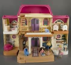 sabrina the teenage witch doll house happyland rose cottage happyland rose cottage early learning centre uk toy shop