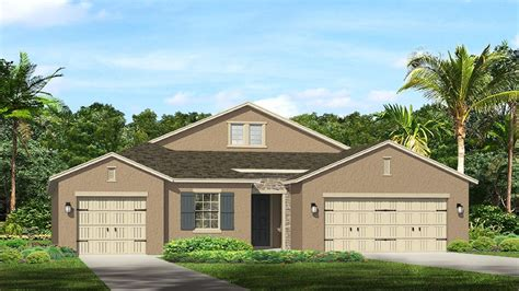hamilton floor plan in osprey landing calatlantic homes