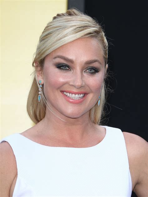elisabeth rohm central intelligence premiere in los