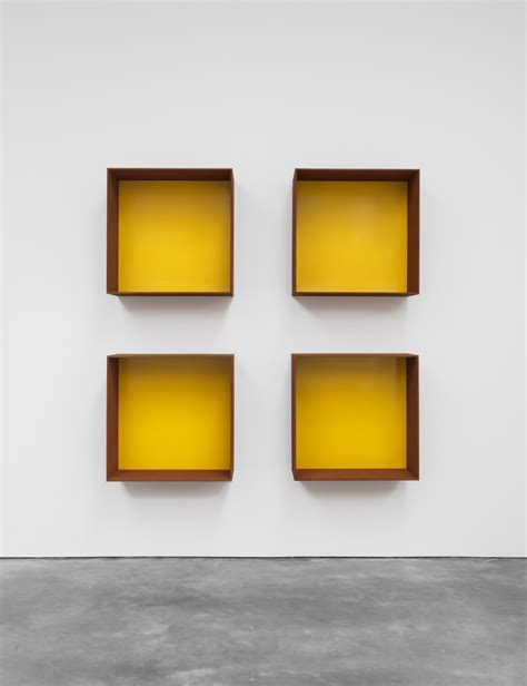 Minimalism Design by Approaching Donald Judd Guernica