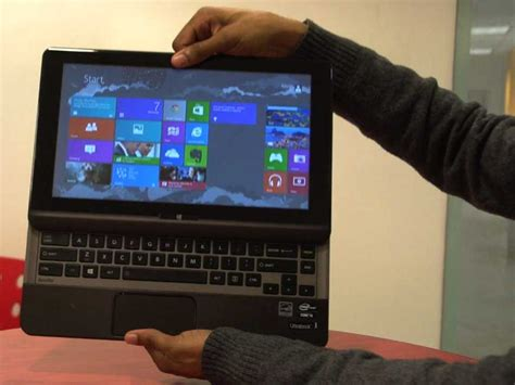 toshiba laptop tablet review business insider