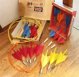 Vintage lot jarts lawn yard darts 1970s target by that70sshoppe