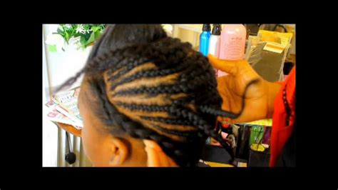 segalese braids advantages and disadvantages track weaves on black hair basic introduction youtube