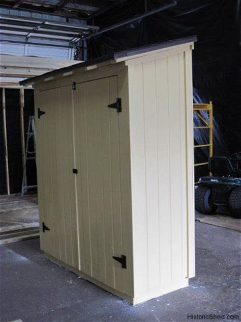 Small Side Shed Narrow Storage Shed Garden Sheds Storage