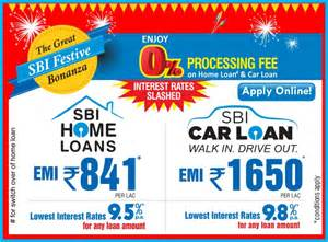 sbi home loan processing fees of state bank of india home loans sk