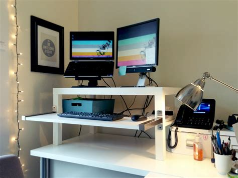 Standing Desk Ikea To Reduce Health Risks Brubaker Desk Standing Desk Risks