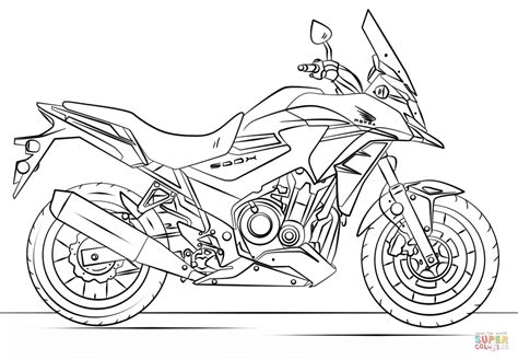 motorcycle coloring pages  printable coloring pages