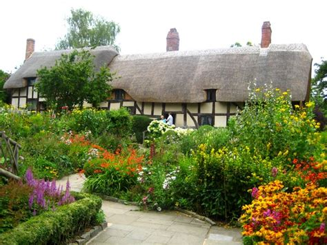 Cottage Stratford Upon Avon by Hathaway S Cottage Stratford Upon Avon Photo
