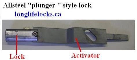allsteel locks