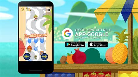 doodle fruit per le olimpiadi di lancia i doodle fruit