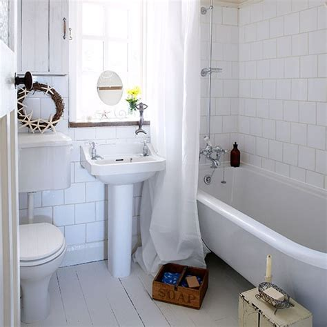 small country bathroom ideas bathing corner small bathroom ideas housetohome co uk