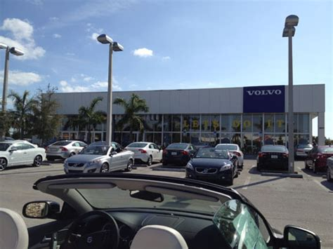 volvo cars  fort myers car dealers  colonial blvd fort myers fl reviews