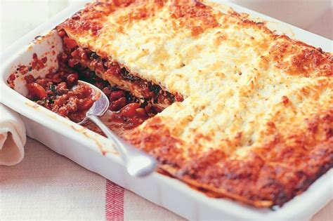 Lasagna With Ricotta And Cottage Cheese Recipes by Low Beef And Ricotta Lasagne Recipe Taste Au