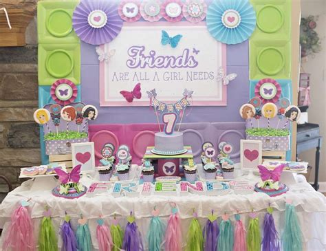 themes for girl bday parties lego friends birthday quot hearts stars and butterflies lego