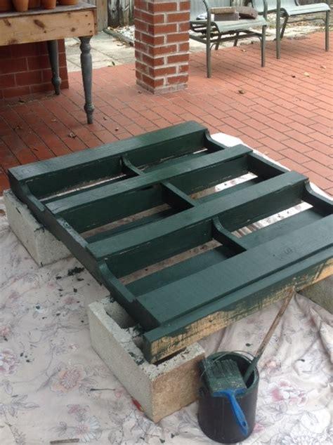 pallet garden container hometalk pallet projects dede designed decor s