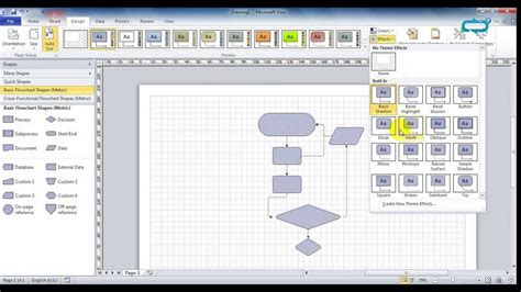 visio flowchart software visio flowchart software free free