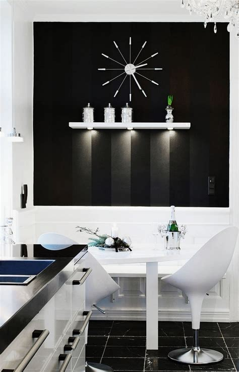 black decor amazing black white christmas d 233 cor ideas my desired home
