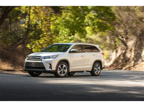 toyota highlander hybrid prices reviews  pictures  news world report