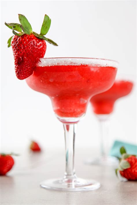strawberry margarita frozen strawberry margaritas baking