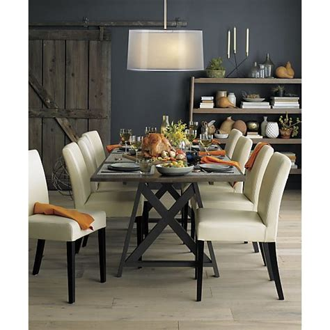 dining room tables crate and barrel crate and barrel dining room table home remodeling ideas