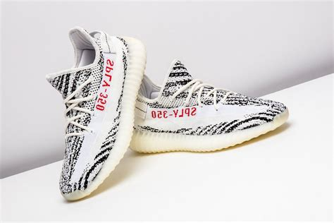 adidas yeezy zebra adidas yeezy boost 350 v2 zebra restock release sneaker