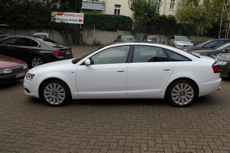Audi A6 Wei by Audi A6 In Weiss Glanz Nato Oliv