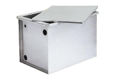 vaso espansione aperto vaso di espansione aperto acciaio inox 30 lt completo di