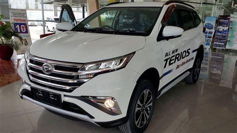 Daihatsu Terios R 2018 daihatsu terios r deluxe 2018 mt 1 5