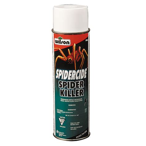 quot spiderban quot spider killer spray rona