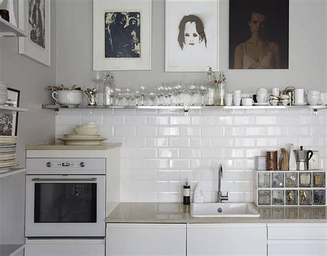 how to make a white kitchen more interesting decorator s