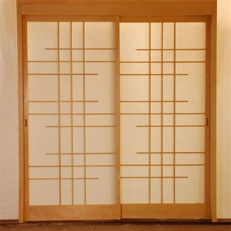 Closet Door Kits Best 25 Shoji Screen Ideas On Pinterest Shoji Doors Asian Bedroom Products And Japanese Room