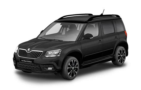 100 Skoda Yeti Off Road New škoda Yeti Outdoor