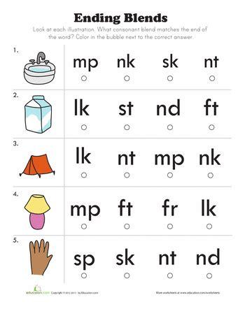 phonics for kindergarten grade k home workbook beginning consonants practice education