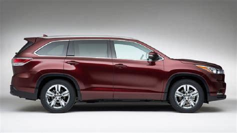 Price Of 2015 Toyota Highlander 2015 Toyota Highlander Review Price Hybrid Release