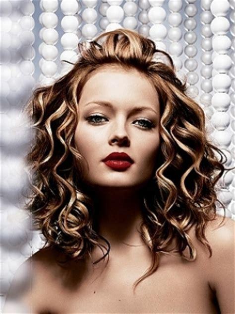 loose spiral curl perm spiral curls hairstyles