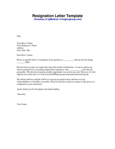 resignation letter exles free best 20 professional resignation letter ideas on