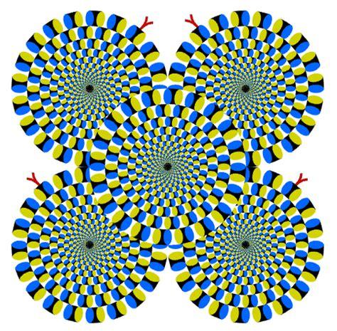 ilusiones opticas que parecen moverse ilusiones opticas juega con tu mente taringa