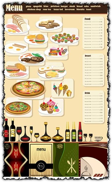Menu For Winners Announced forum contest create a 6 course meal and menu winners