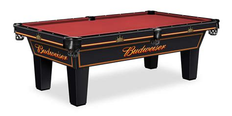 new jersey budweiser pool tables budweiser olhausen