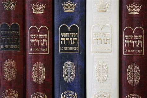 Five Books by Definition Of Pentateuch The Five Books Of Moses