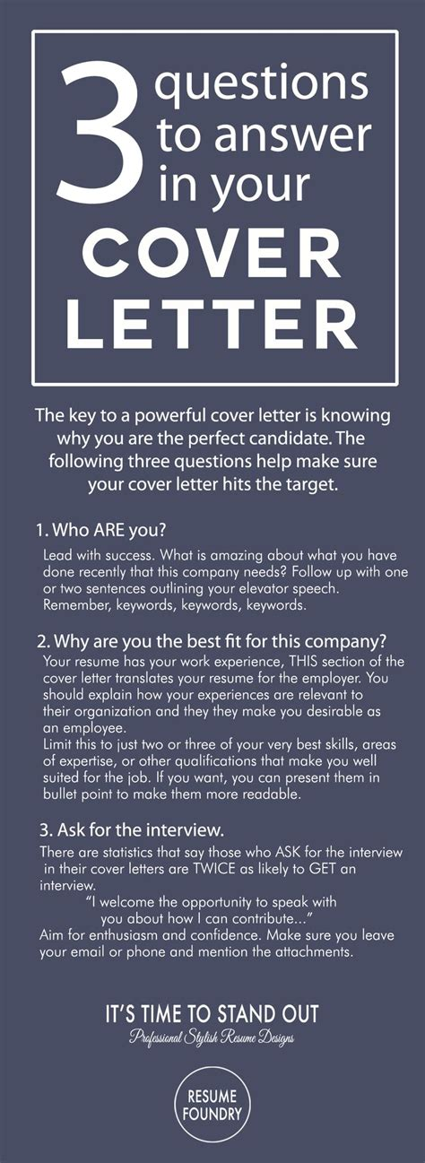 Resume Cover Letter Tips by 25 Best Ideas About Cover Letter Tips On