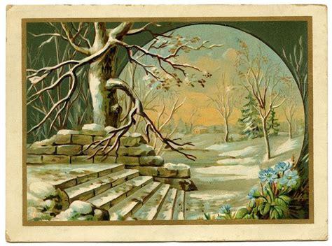 winter clip art images  pinterest  cards vintage clip art  vintage images