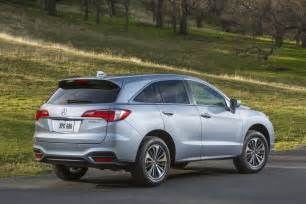 Acura Rdx 2017 Acura Rdx Reviews And Rating Motor Trend