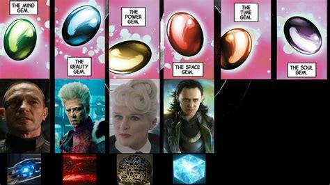 Infinity Gaunlet Infinity Gauntlet Gems By Ultimatespideyfan