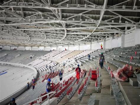 Kursi Stadion menengok renovasi kompleks gbk lewat instagram oleh gentur adiutama kompasiana
