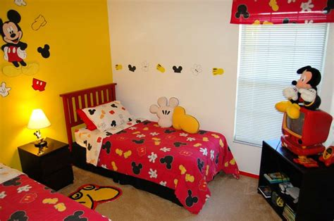 Mickey Mouse Bedroom Designs Mickey Mouse Clubhouse Bedding And Curtains Office And Bedroom Photos Of Mickey Mouse