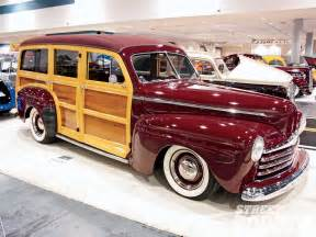 1946 ford woodie antique cars woodys